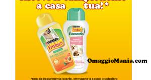 campione omaggio shampoo per cani Friskies