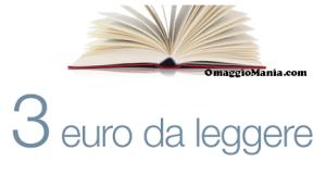 codice promozionale Amazon con 3 euro da leggere