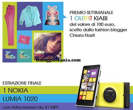 concorso a premi Kiabi Problemi Zero