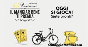 concorso a premi instant win Pane Rusticano