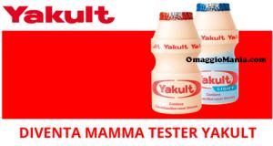 diventa Mamma Tester Yakult