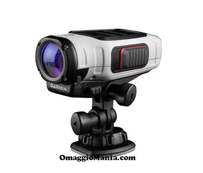 diventa tester Garmin Action Cam VIRB Elite