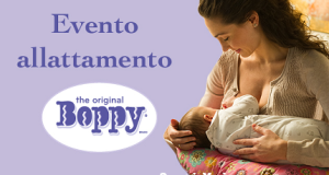 omaggio Lycia con Evento allattamento Boppy 2014
