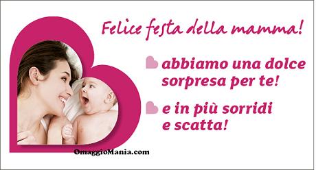 omaggio Prénatal per la Festa della Mamma