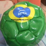 pallone omaggio Silvia
