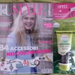 rivista TuStyle di Ilaria