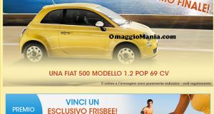 vinci Fiat 500 e altri premi con Chiarezza.it