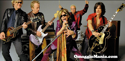 vinci concerto degli Aerosmith con Virgin Radio