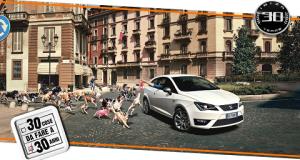 vinci fino a 15.000 euro con Seat Ibiza