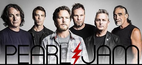 vinci il concerto dei Pearl Jam con Virgin Radio