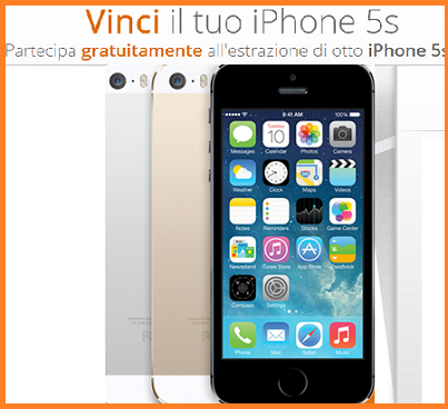 vinci un iphone 5s