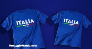 vinci maglietta Italia con il concorso Nivea