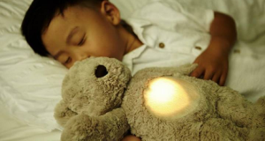 vinci un Glow Cuddle Bear
