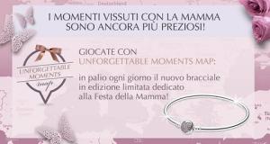 prova a vincere un bracciale Pandora per la Festa della Mamma 2014