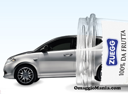 vinci un'auto con il concorso a premi Zuegg