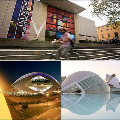 vinci viaggio a Valencia con Turismo Valencia