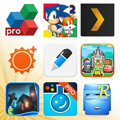 100 euro di app gratis con Amazon App-Shop