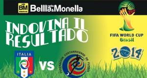 Indovina il resultato e vinci t-shirt Radio Bellla&Monella