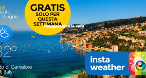 InstaWeather PRO gratis su Amazon App Shop