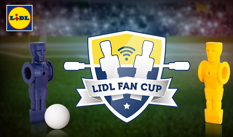 Lidl Fan Cup 2014