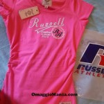 T-shirt gratis Russell Athletic ricevuta da Sabry77