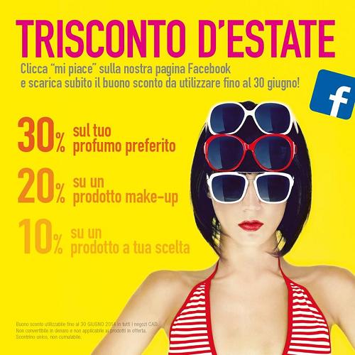 Trisconto d'Estate CAD Bellezza&Igiene 2014