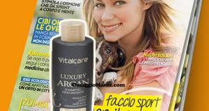 Vitalcare shampoo omaggio con Starbene
