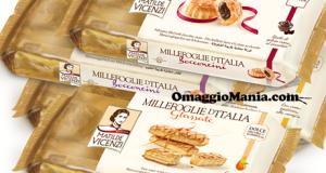 con LuneSì puoi vincere biscotti Millefoglie d'Italia