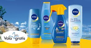 coupon Volagratis con Nivea Sun