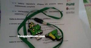 chiavetta USB vinta con Chewits