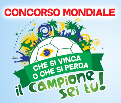 concorso Mondiali Despar 2014