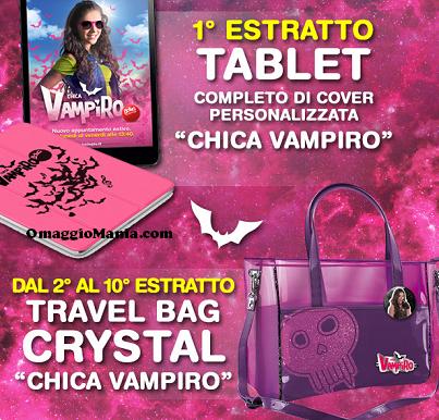 concorso a premi Chica Vampiro Estate