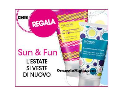 concorso a premi Cosmopolitan Sun&Fun
