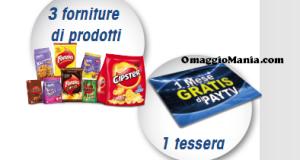 concorso a premi Dolce VS Salato