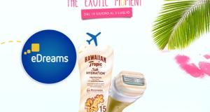 concorso a premi The Exotic Moment 2014