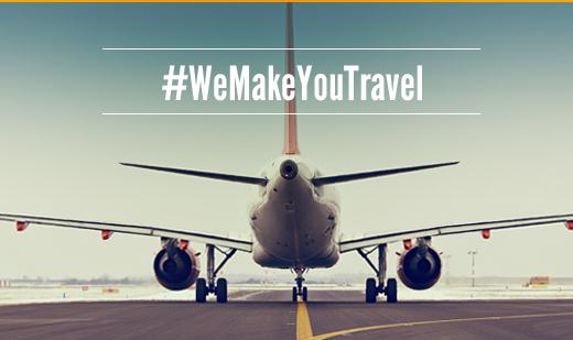 concorso a premi We Make You Travel