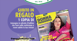 copia omaggio Donna Moderna con Develey