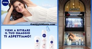 deodorante omaggio Nivea Talc Sensation