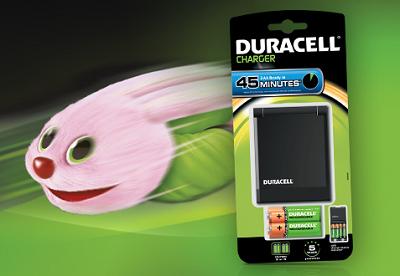 diventa tester batterie ricaricabili Duracell