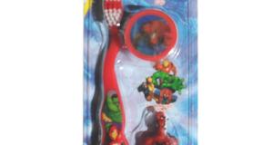 diventa tester spazzolino da denti Spiderman
