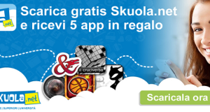 download gratis app Skuola.net