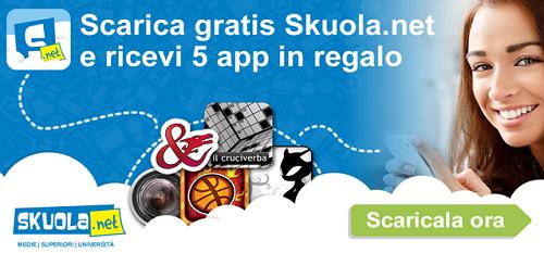 download gratis app Skuola.net