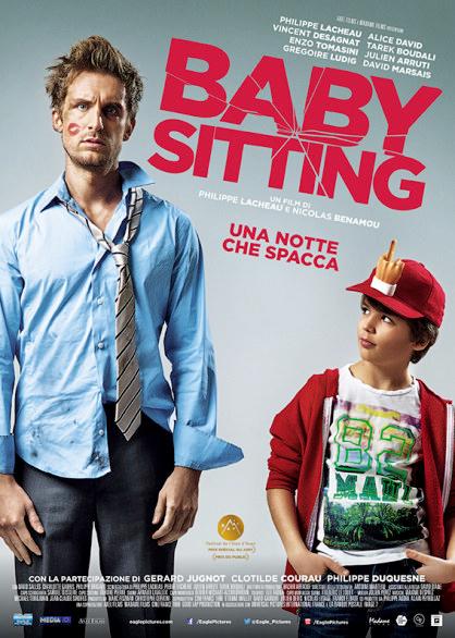 ingresso omaggio anteprima Babysitting