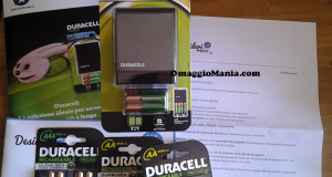 kit Duracell arrivato