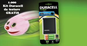 kit Duracell da testare gratis_w