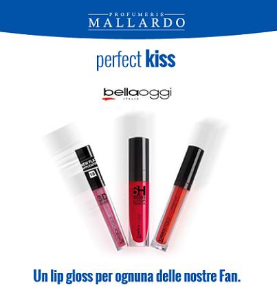 lip gloss omaggio da Profumerie Mallardo