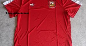 maglia da calcio Umbro omaggio di Sabry77