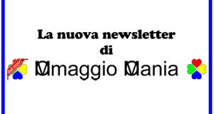 nuova newsletter di OmaggioMania