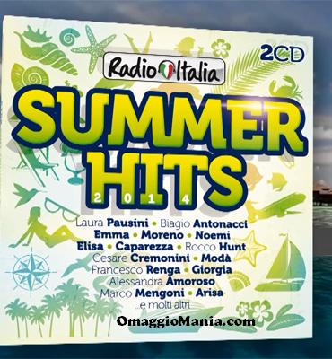 vinci Radio Italia Summer Hits 2014