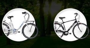 vinci bicicletta con EcoMeter